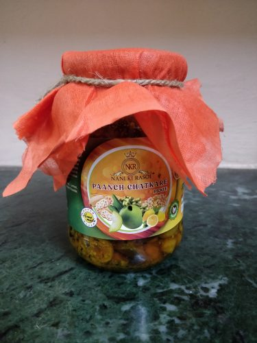 Paanch Chatkare - Mixed Pickle photo review